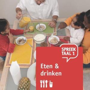 SpreekTaal 1 Eten & drinken - Paperback (9789460774690)
