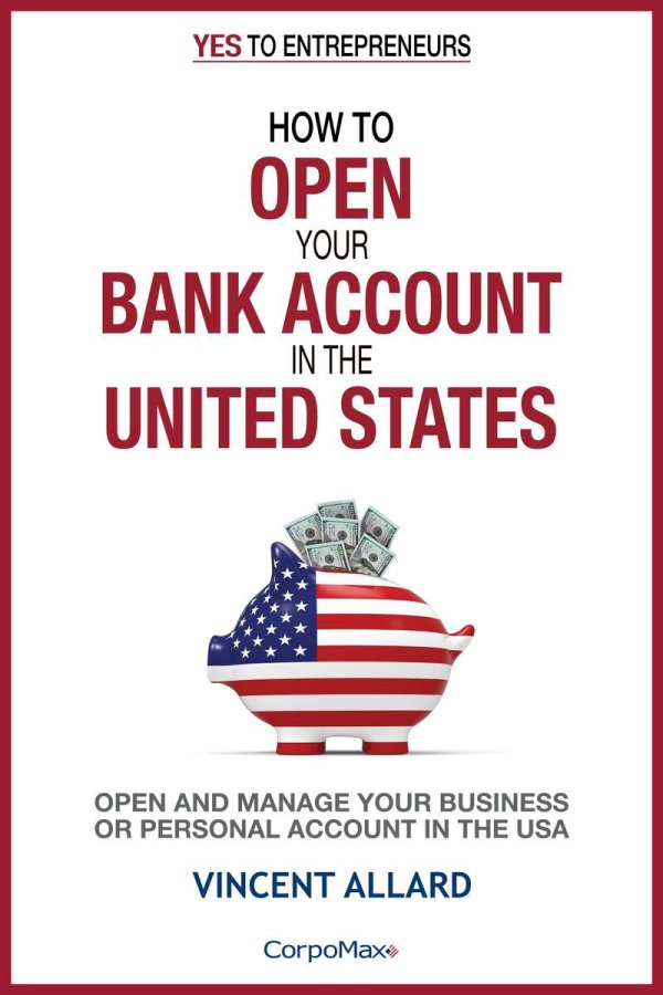 How to Open Your Bank Account in the United States