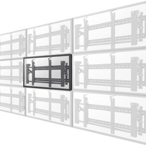 "Neomounts by Newstar LED-VW2000BLACK videowall steun - t/m 75"" - Zwart"
