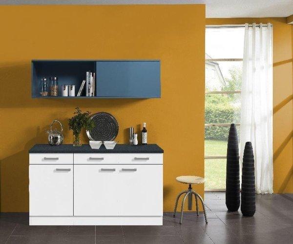 Kleine keuken Klick 150cm zonder inbouwapparatuur 3D-3L