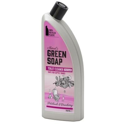 Marcel Green Soap Toiletreiniger Patchouli en Cranberry