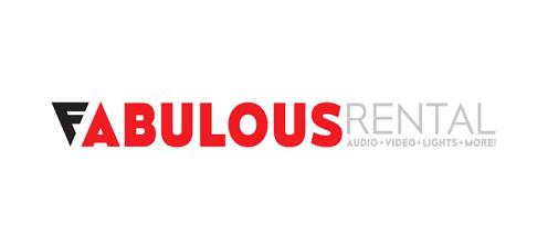 faqbulous rental audiovisueel, video, presentatie