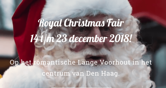 Royal Christmas Fair Den Haag