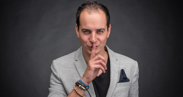 Dave van Gulik – goochelaar