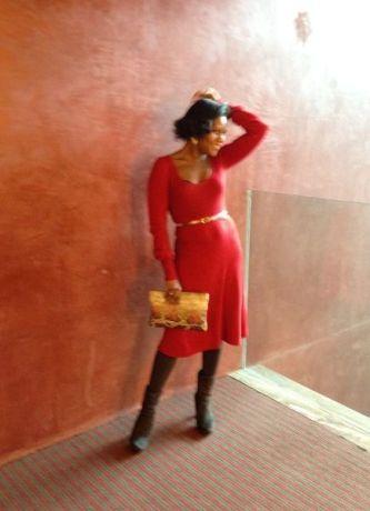 Allethea Mattos en Pop Up Fitting Room