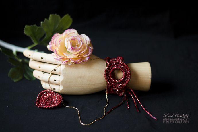 Objeto de Deseo pulsera collar