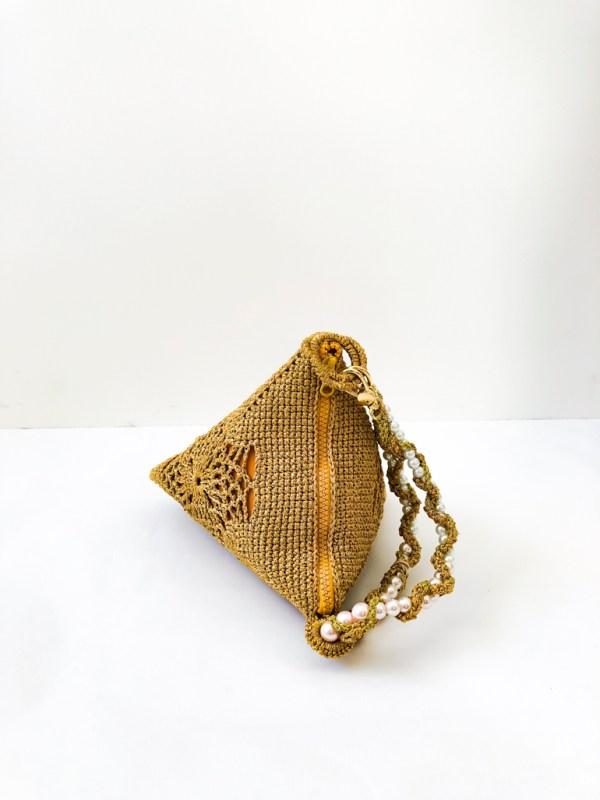 Bolso Nefertiti Gold