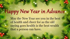 advance happy new year 2021 images
