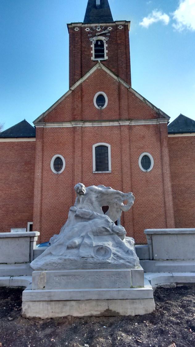 Kerk Hemiksem.