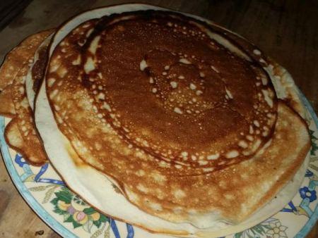 Der Low-Carb Pfannekuchen – wenig Kalorien aber trotzdem lecker
