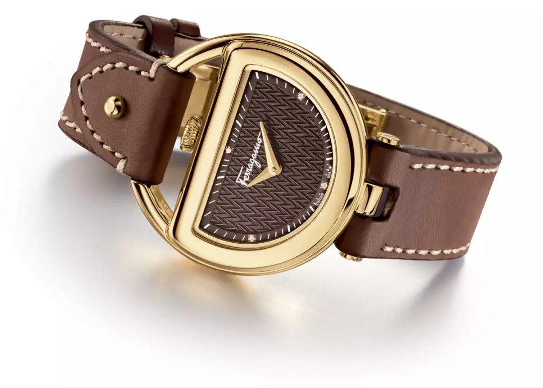 Ferragamo Buckle Watch Collection - FG5060014