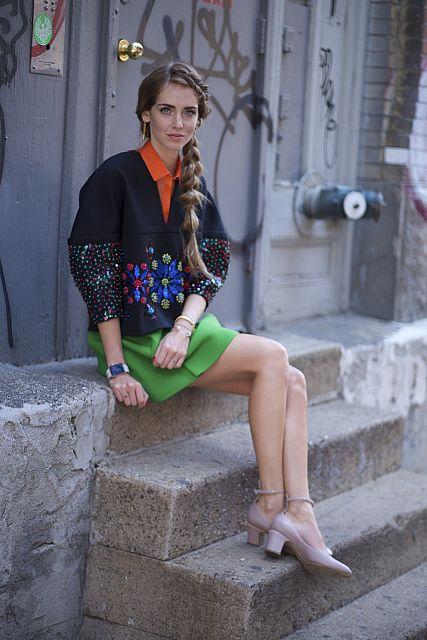 0df13e030298 why designer shoes are so expensive fashion blogger alleygirl newyork2 chiara ferragni.  Chiara s  895 Valentino Tango Shoes