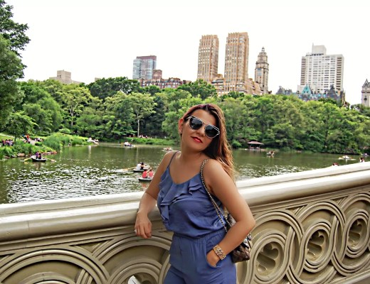 central park newyork alley girl fashion blogger4 - Sex and the Style - Carrie's Best Looks according to Alley Girl