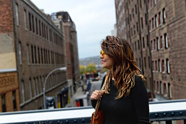 jersey-dress-gold-shoes-alley-girl-betul-yildiz-new-york-fashion-blogger-4