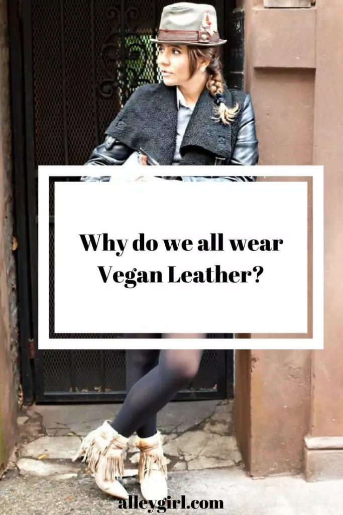 Thoughts on Vegan leather: Is Vegan Leather Ethical