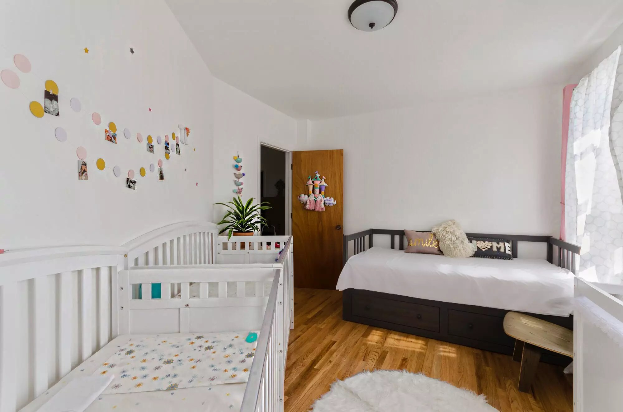 Twin Nursery Project For A Small New York Apartment