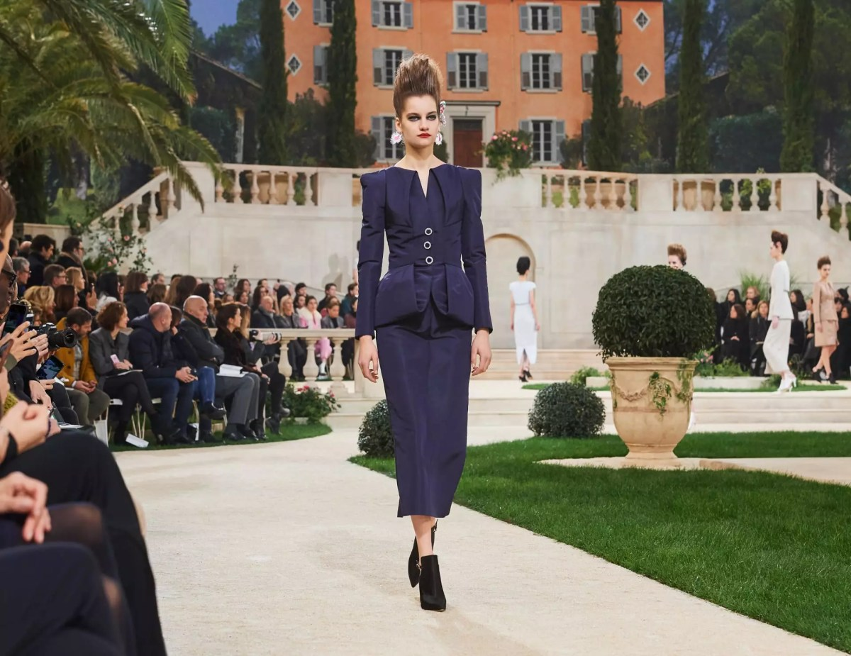 The Best of Paris Couture Week: Chanel Spring/Summer Haute Couture 2019