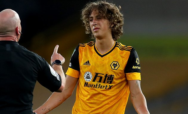 35 million pound teenager Fabio Silva is expected to lead the line for Wolves against Everton | Source: Getty Images, Wolves predicted lineup vs Everton