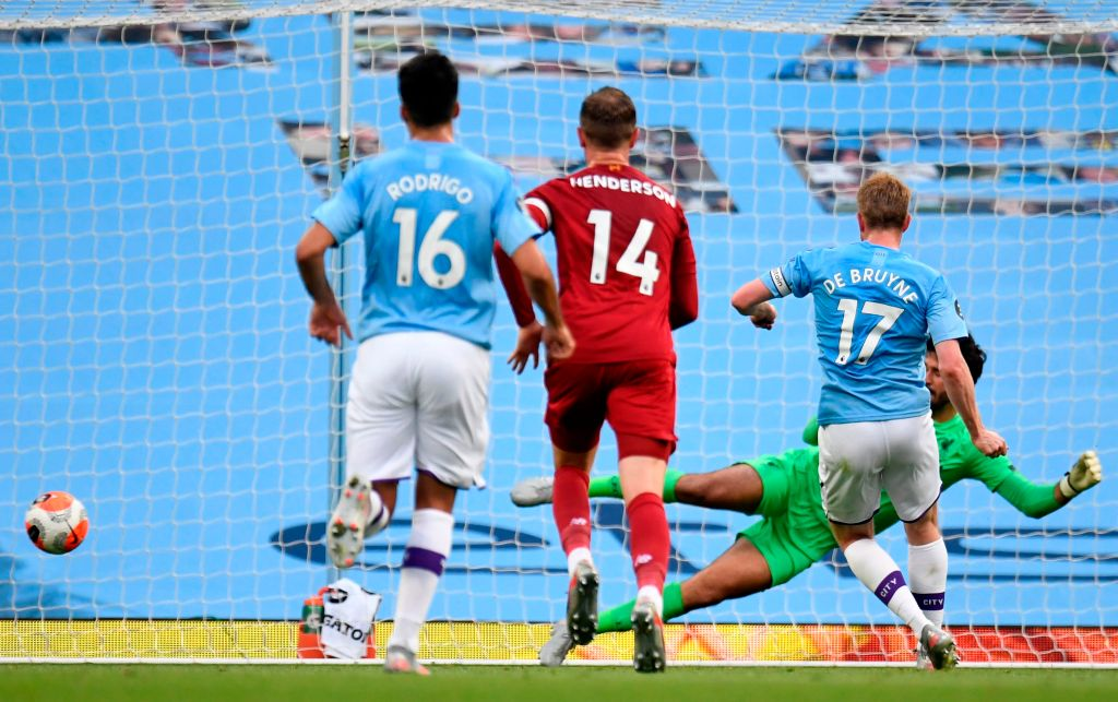 Manchester City predicted lineup vs Liverpool, Preview, Latest Team News, Prediction and Live Stream, PL Gameweek 23 3