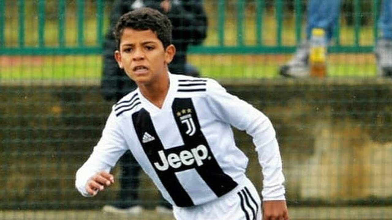 As of 2021, How old is Ronaldo son and what is the age of Cristiano Ronaldo Jr?
