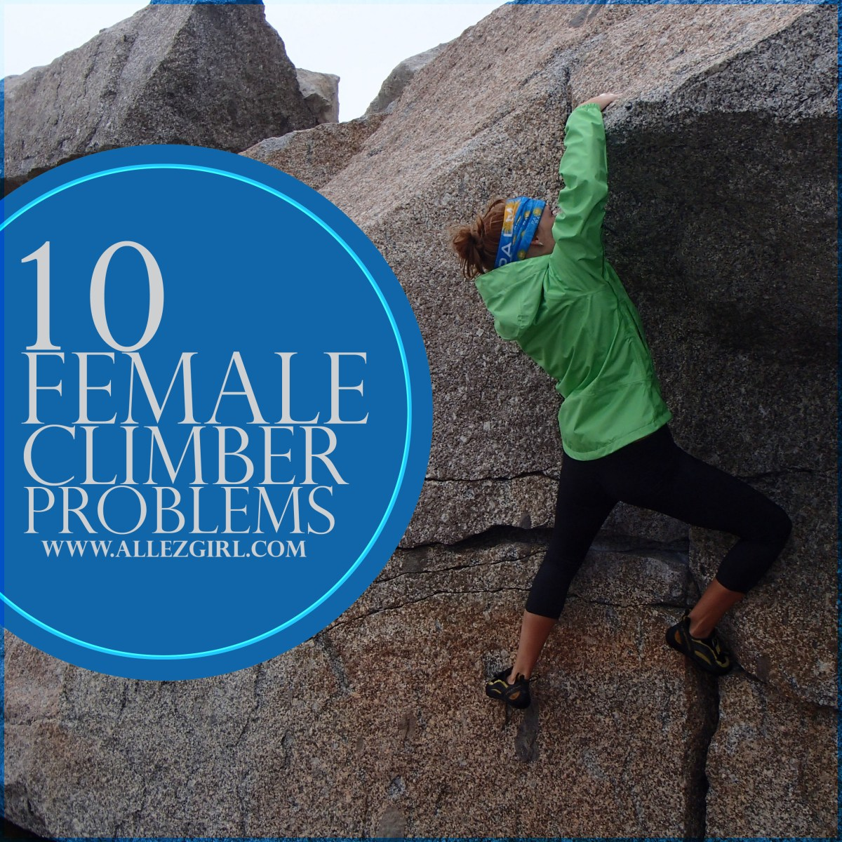 10 Problems for Female Climbers