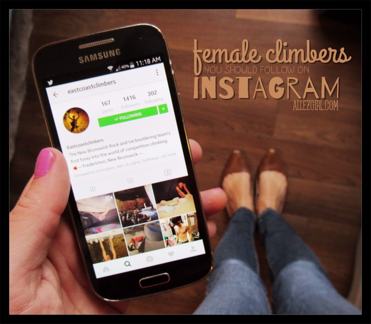 10 Female Climbers You Should Follow on Instagram