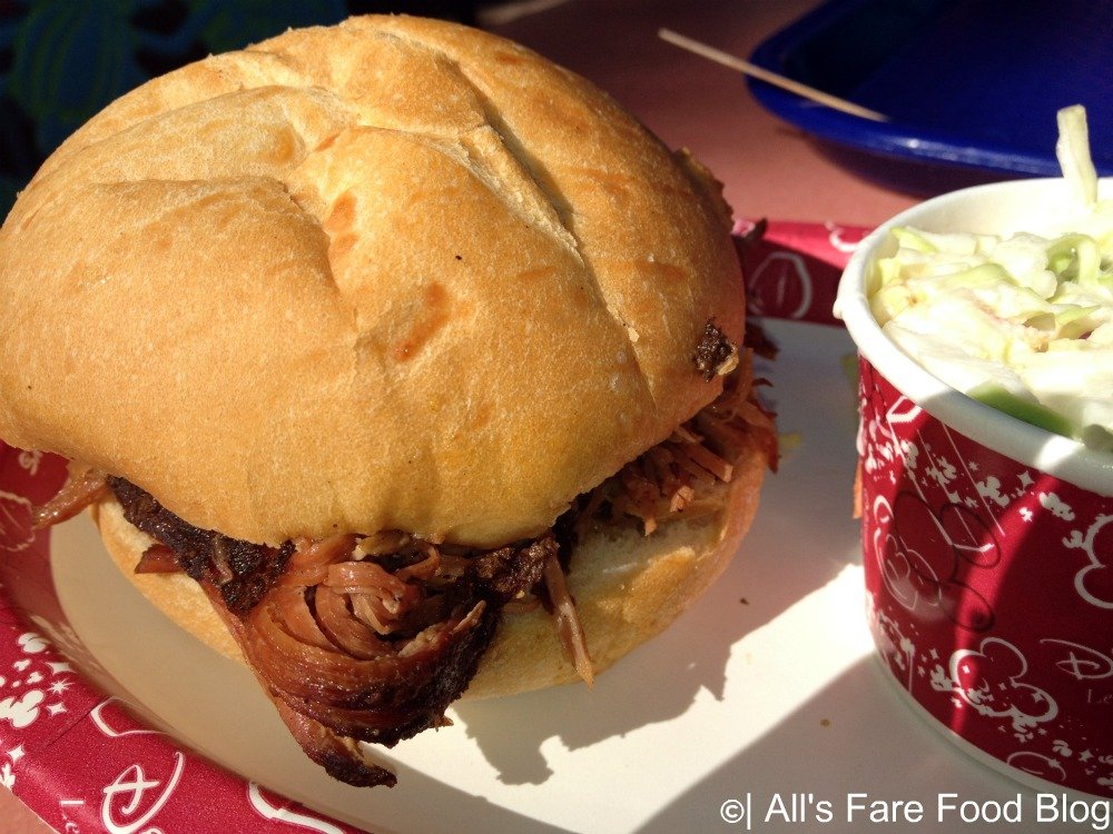 Review: Disney's Flame Tree Barbecue (6/6)