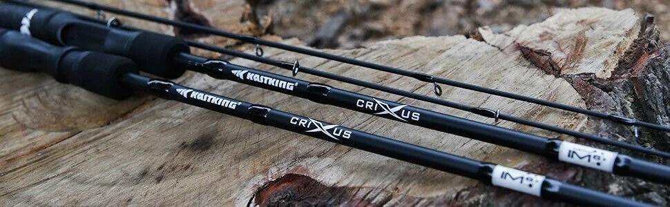 KastKing Crixus Fishing Rod Review
