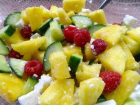 Pineapple-Feta Salad