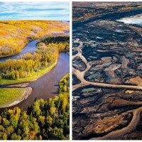 of tar sands, money, and saving the planet