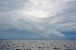 Pilved Peipsi kohal