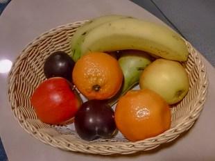 Victoria I delux kajuti puuviljavaagen