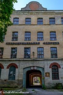 Kreenholmi ketrus- ja kudumisvabriku vana hoone