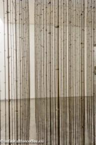 "Mona Hatoum - ""Impenetrable"" 2009"