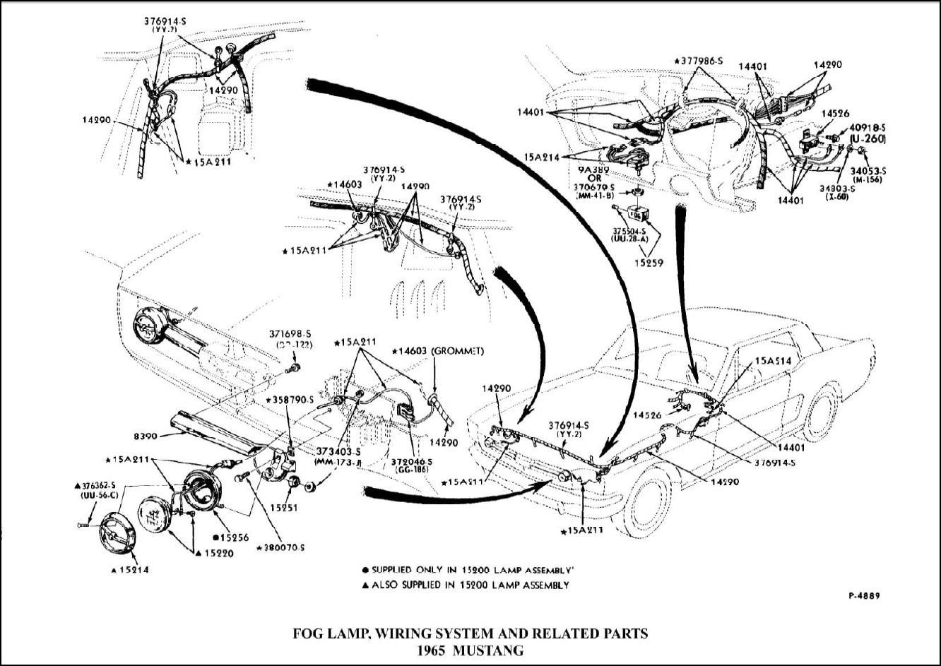 Mustang Wiring Diagram For Lighting Free Printable Wiring Diagrams Database