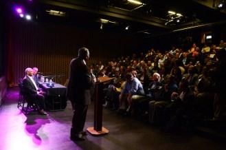 Congressman Charlie Rangel first recipient of the Charles B Rangel Innovative Person Award