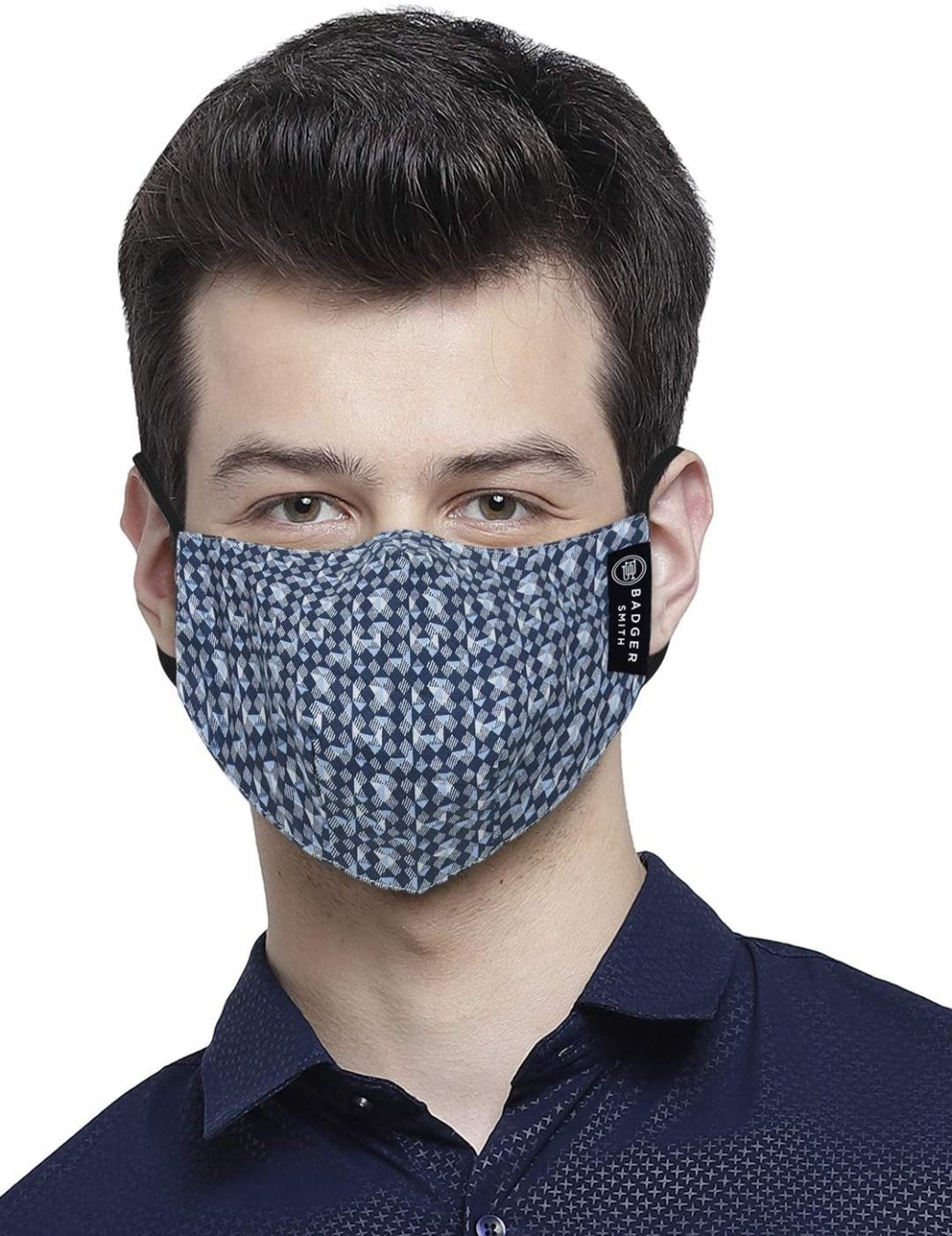 Reusable Multilayer Reversible Fabric Face Masks (2)