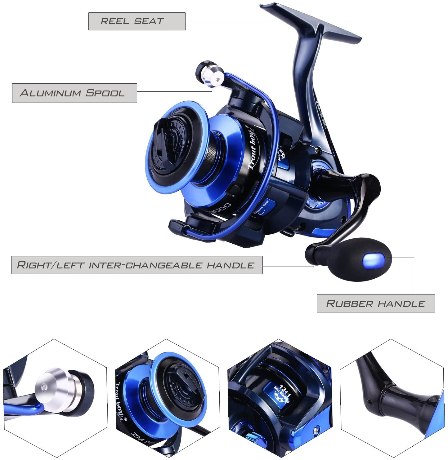 Top 5 Best Fishing Rods in 2021 Reviews | Guide