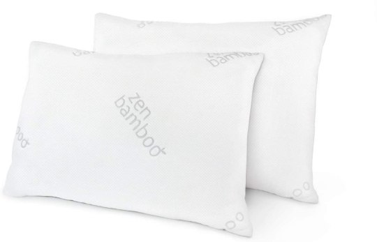The 5 Best Bamboo Pillows Of 2021 Reviews | Guide