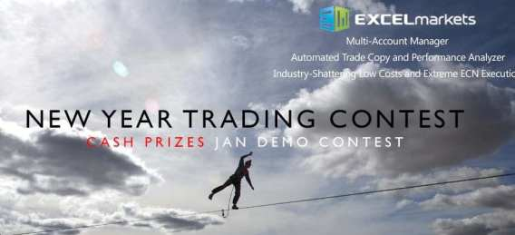 EXCELmarkets ~ New Year Trading Contest