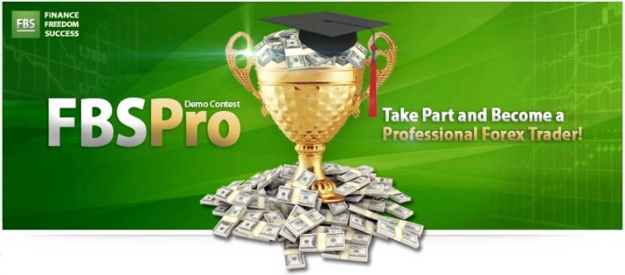 FBSPro Forex Demo Contest FBS