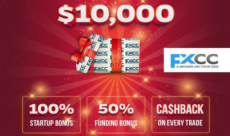 100% Forex Festival Bonus