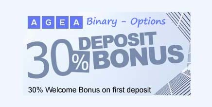 binary options bonus welcome