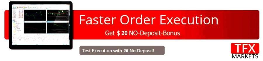 TFXmarkets no deposit bonus