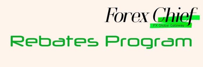 ForexChief Rebate Bonus Program