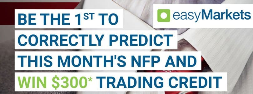 EasyMarkets NFP Forecast Contest