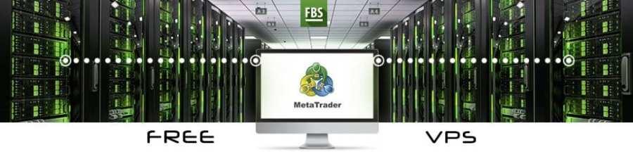 FBS Dedicated FREE FOREX VPS-server