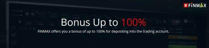 Finmax Options Deposit Bonus