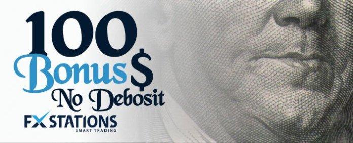 FXStations bonus no deposit