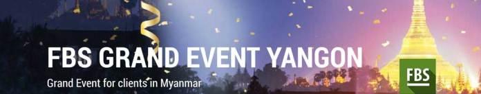 fbs grand Yangon event